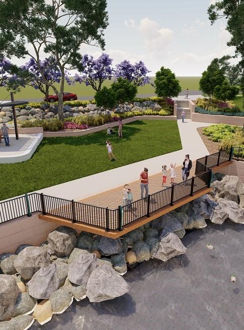 Lake-Treeby-land-for-sale-estate-features-jacaranda-park-480x650